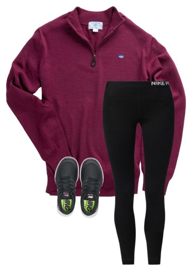 •today I figure out if I made the volleyball team• by simply-preppy-girl ❤ liked on Polyvore featuring Southern Tide and NIKE