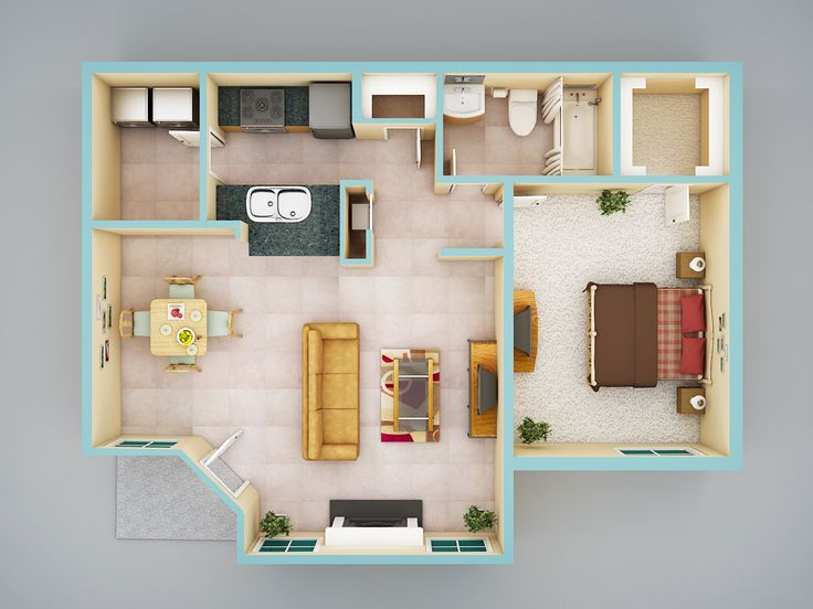 3d Colored House Floor Plans 38 best architecture: colored floor plan images on pinterest