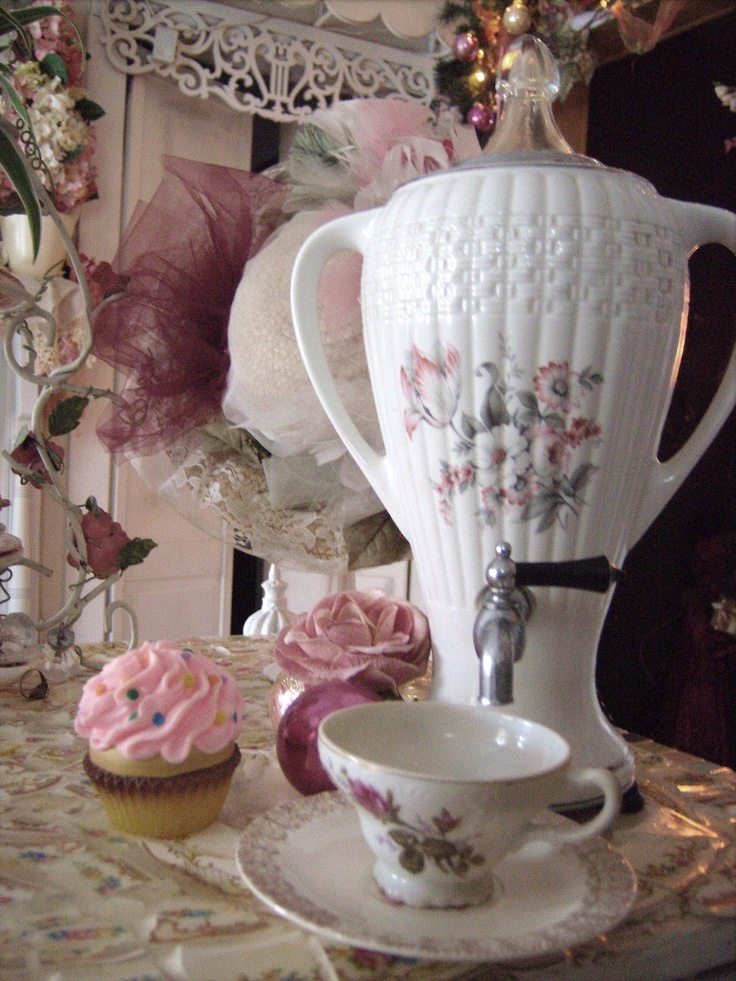 Suzy Homefaker Pink Appliances Romantic Shabby Chic