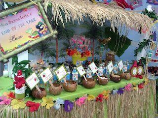 Inspiration ~ A Vintage Tiki Party! - Celebrate & Decorate