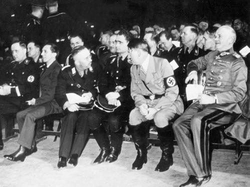 Der Reichsfuhrer-ϟϟ Heinrich Himmler