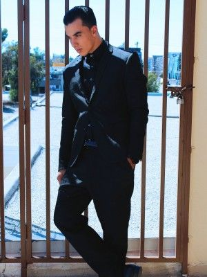 Timor Steffens: dancer - choreographer - actor - creative director... and model.