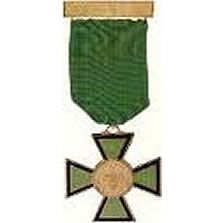 Sheriff Combat Cross medal (based on NYPD's Police Combat Cross)
