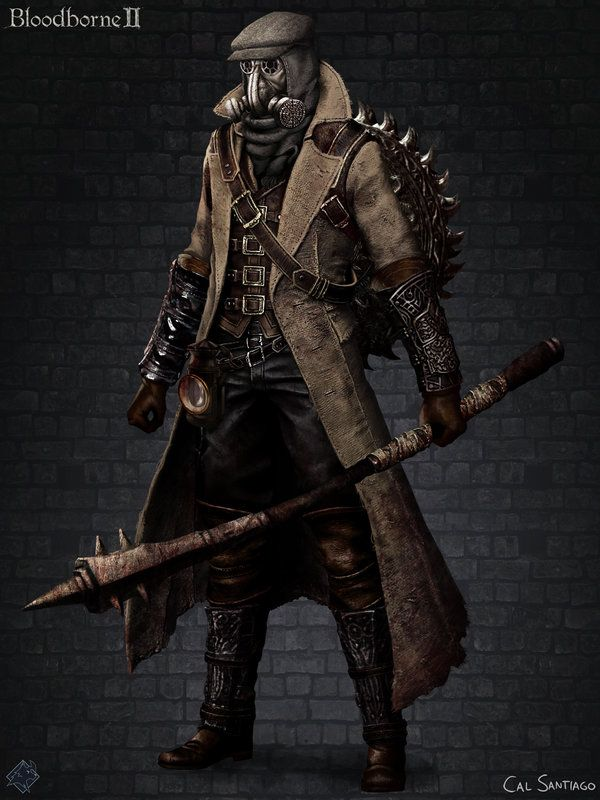 198 best Bloodborne images on Pinterest