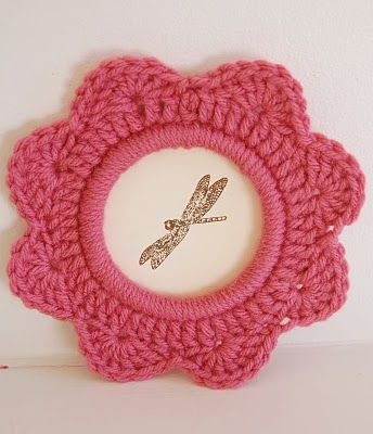 crochet frames, 5mm