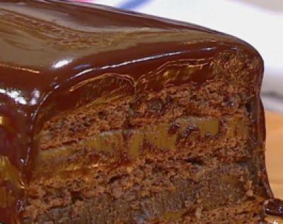 Recetas | Cocineros Argentinos-Lingote de chocolate y