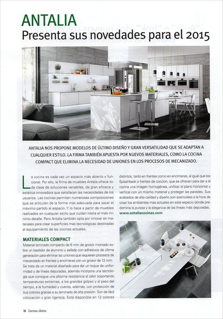 Perfecto Revistas De Muebles De Cocina Ornamento - Ideas de ...