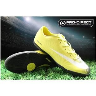 http://www.asneakers4u.com Discount New Style Nike Mercurial Vapor Superfly II Victory IC Indoor Football Shoes In Yellow Whiteout of stock