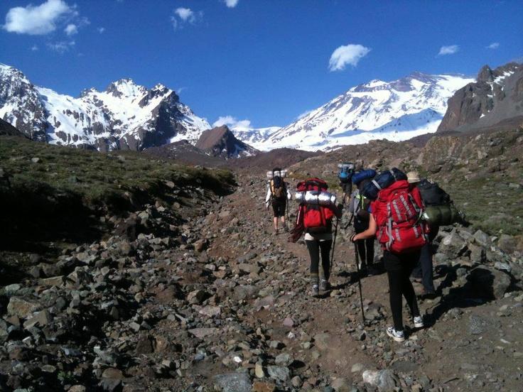 Cajon del Maipo , Chile