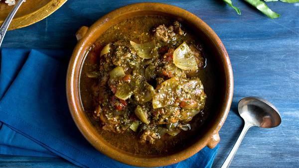 Joan Nathans Cochin Coriander-Cumin Chicken for Passover (NYTIMES)