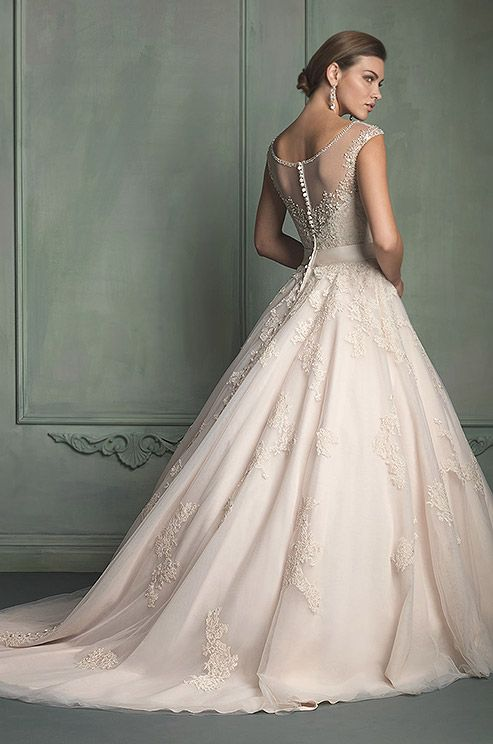 2014 Wedding Dresses: a collection of Weddings ideas to try | Ian ...
