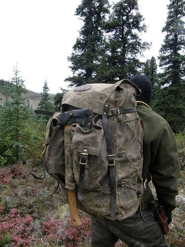 FROST RIVER ® Isle Royale bushcraft pack 730