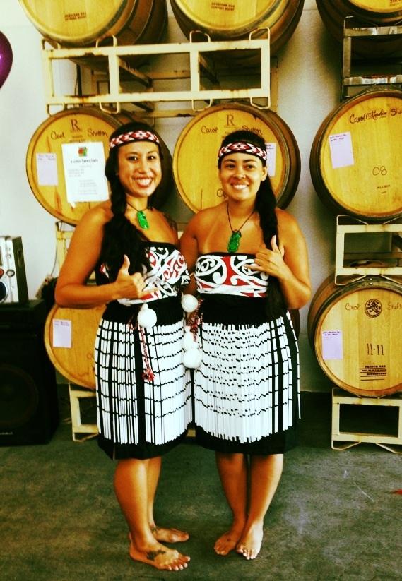 Aloha Polynesia - Maori dances from New Zealand