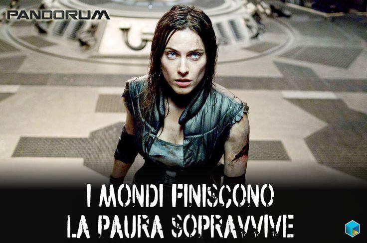 Pandorum Non perdere l'#avventura #SciFi #spaziale di #Pandorum #film #moviequotes #citazioni #meme #italianfilm #italianactors #Italiancinema #Alieni #ET