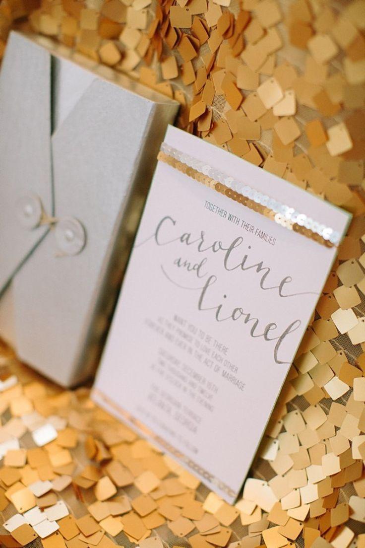 love quotes for invitations%0A Atlanta New Year u    s Eve Wedding Shoot at Georgian Terrace Hotel