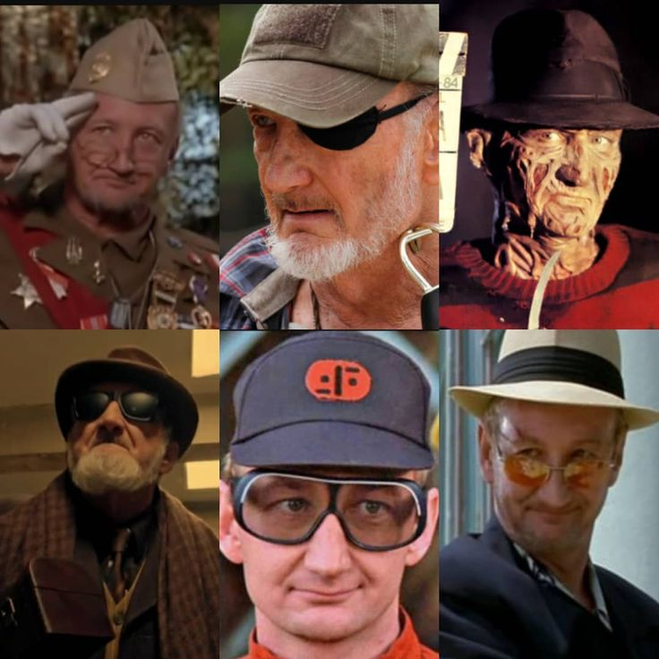 Today is National Hat Day! 🔪🎃💀#RobertEnglund #BusterandBillie  #DeathHouse #TheKaneHodderStory #Nightworld #FearClinic #LakePlacidvsAnaconda #TheFunhouseMassacre  #Sanitarium #ZombieMutation