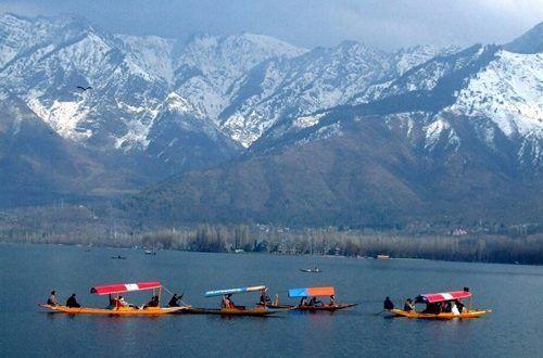 Tourism in Srinagar