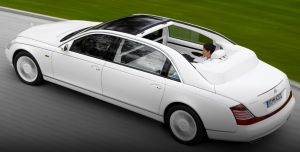 Most expensive Maybach the Landaulet