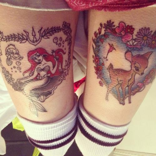 1261 best images about Tattoos - Disney on Pinterest ...