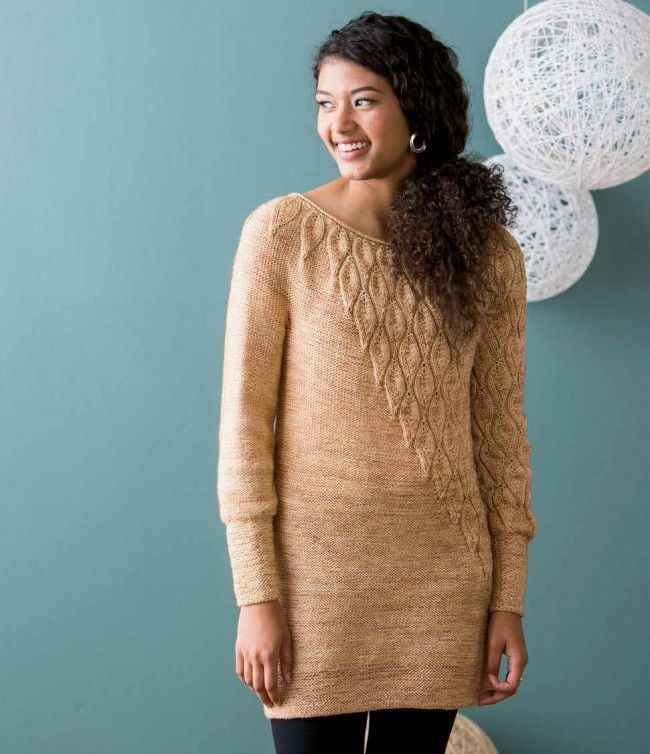 Plumage Pullover Knitting Pattern - Patterns - Knitting
