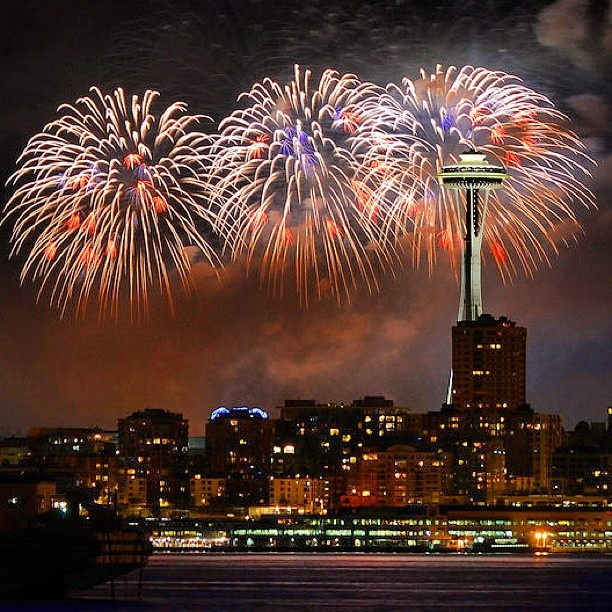 seattle 4th of july 2012