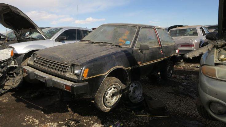 Junkyard Gem: 1982 Dodge Colt Hatchback