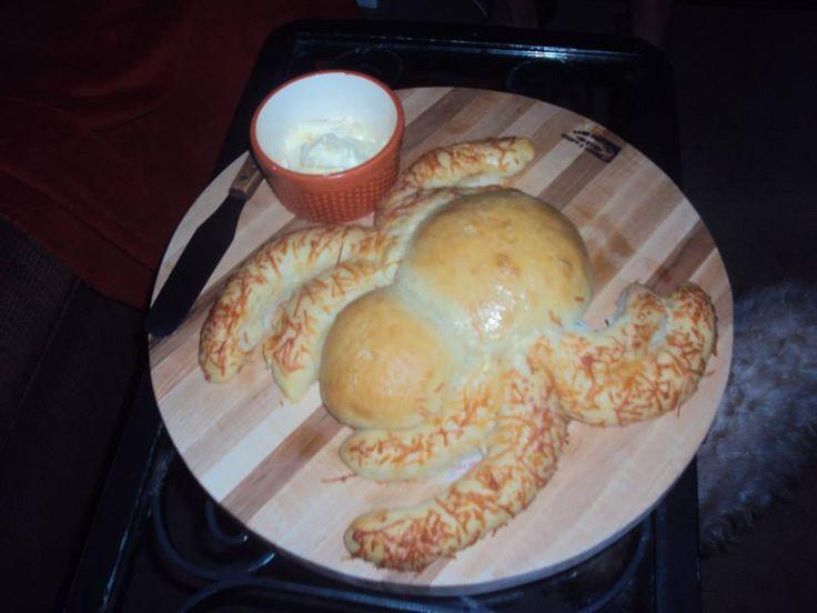 Spidah Bread!