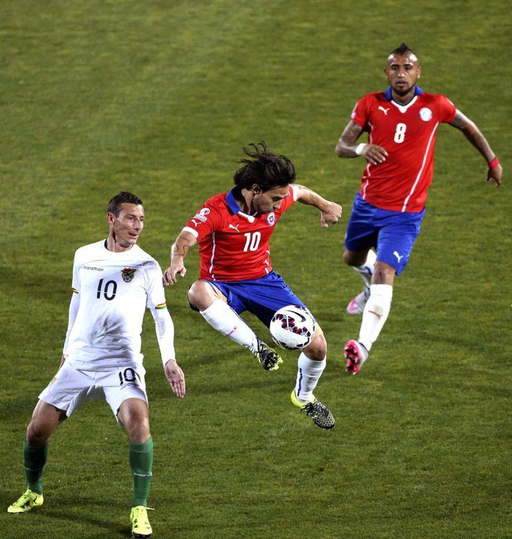 CHILE VS. BOLIVIA