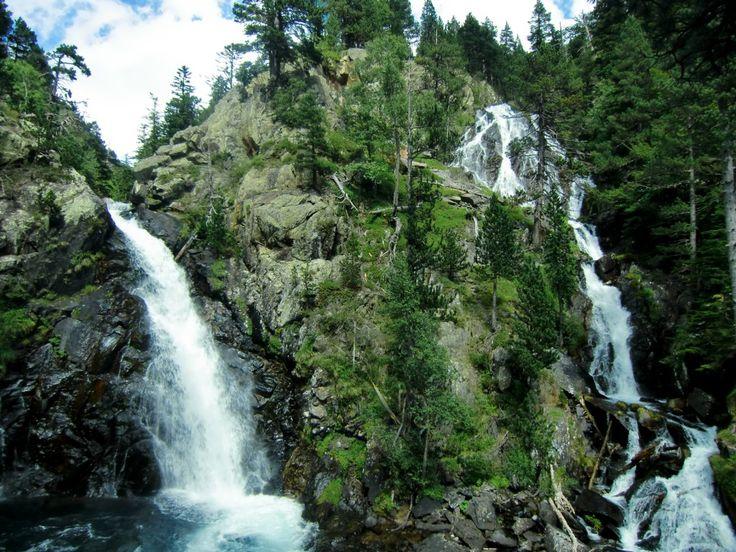 Sendero Botanico - Gorgas del Alba   Excursiones por Huesca
