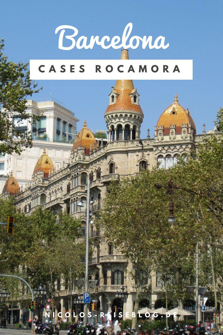 Casa Rocamora in Barcelona. Sehenswürdigkeiten und Reisetipps nach meinem Wochenendtrip nach Barcelona. Spannende Fotos abseits von Gaudi.