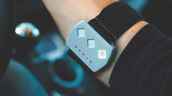 Bizarre wearable wants to shock you awake so you dont fall asleep at the wheel