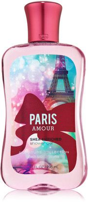 Paris Amour Shower Gel - Signature Collection - Bath  Body Works (old style)