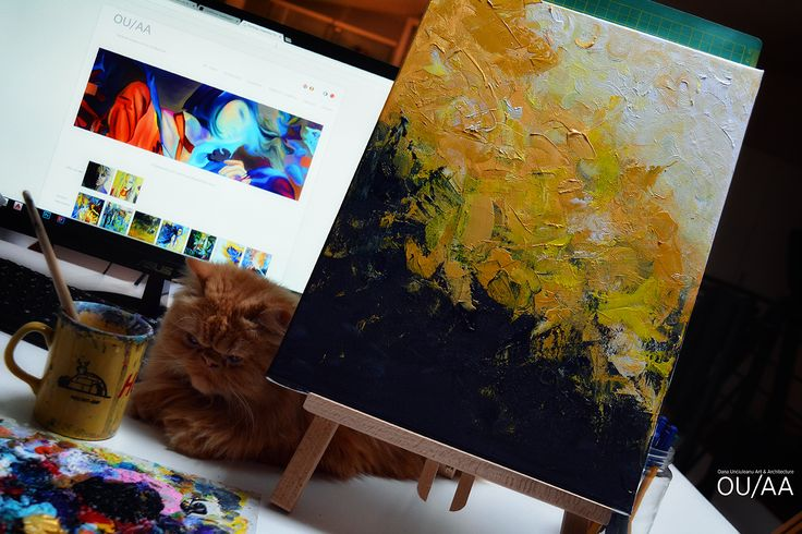 Supervision by Oana Unciuleanu For more astonishing paintings and art novelties, visit www.oanaunciuleanu.com and subscribe to Oana Unciuleanu Art & Architecture on FB. #abstract #acrylic #art #fantasy #artist #artwork #color #creative #fineart #illustration #myart #onlineart #paint #painting #paintings #wallart #watercolor #artsy #composition #amazing #beautiful #picture #cool #fun #feelingartsy #visualdiary #masterpiece #gallery #inspiration #newartwork #femaleartist