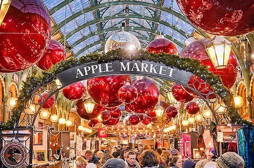 La magia del Natale a Londra,fa sognare grandi e piccini *.*
