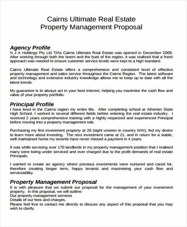 25 Real Estate Development Proposal In 2020 Business Proposal