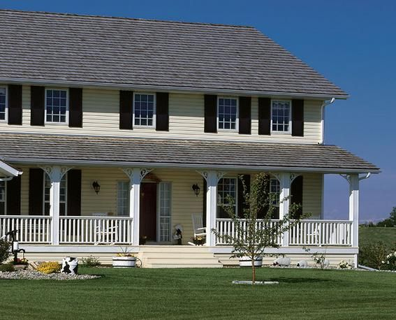 Best 63 Best Trim And Shutters To Go With Cream Siding Images 640 x 480