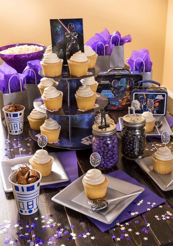 Star Wars Birthday Party 01