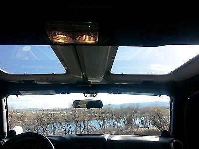 2011-16 Jeep Wrangler JK Freedom Panel Top Skylight DO IT YOURSELF KIT