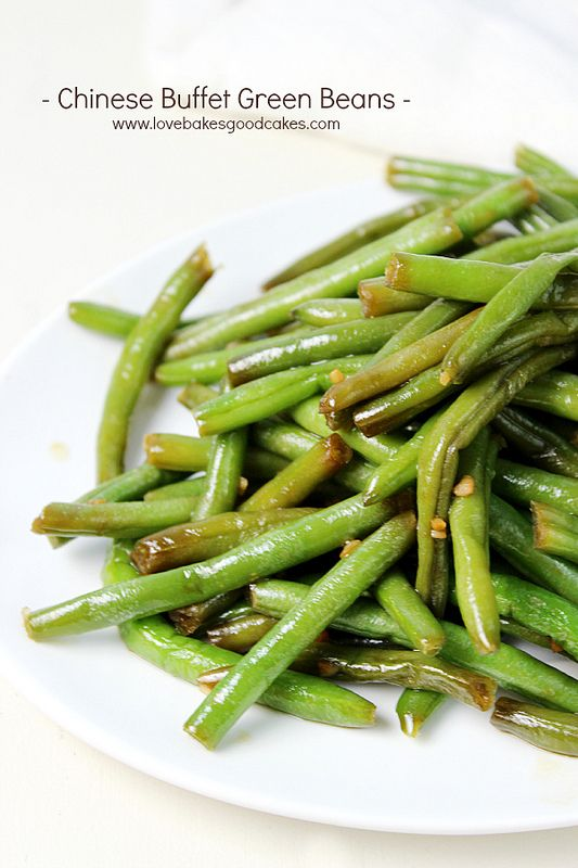 ... Asparagus and mushrooms, Balsamic green beans and Baked green beans