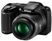 Nikon Coolpix L330 20 MP Point and Shoot Digital Camera (Black)
