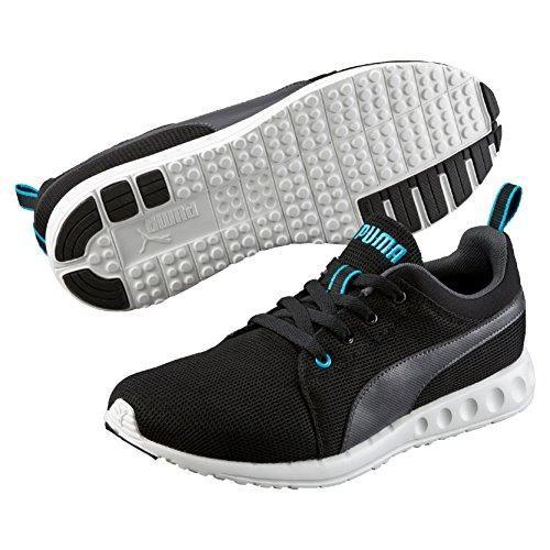 Oferta: 70€ Dto: -44%. Comprar Ofertas de PUMA Carson Runner - Zapatillas para hombre, color negro, talla 42 barato. ¡Mira las ofertas!