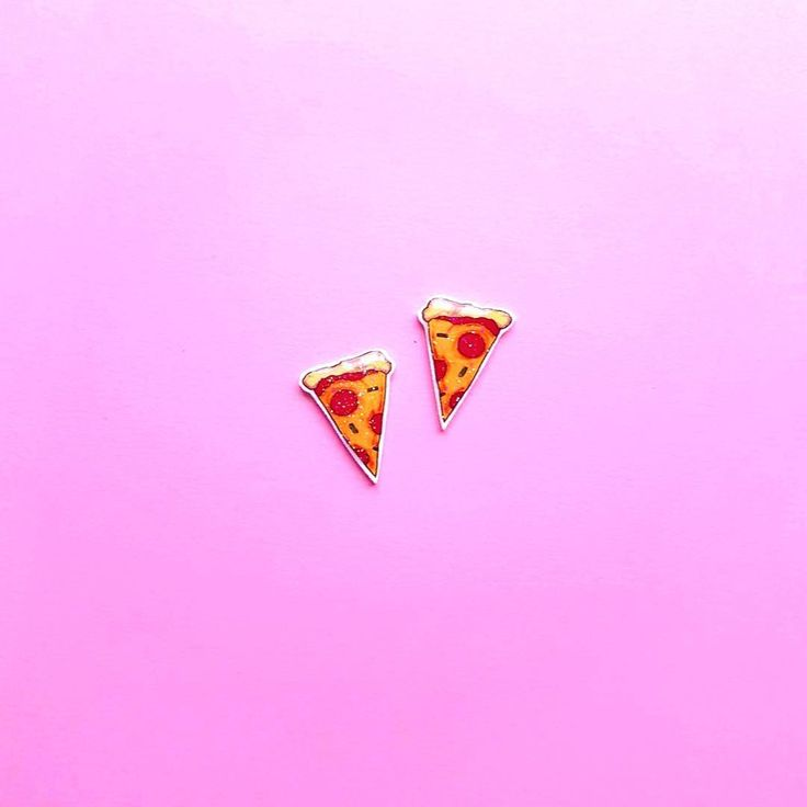 Favorite pizza topping: glitter