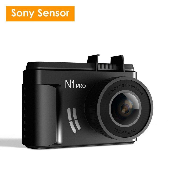 Vantrue N1 Pro Mini 1080P Dash Cam with <b>Sony IMX323</b> Sensor ...