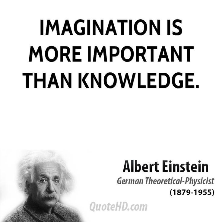 Imagination is important than knowledge essay