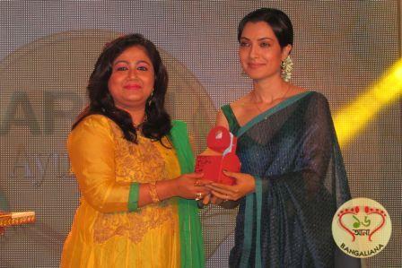 Arish Ayurvedic Gold Facial Kit Launched by Bengali Tollywood Actress Arpita Chatterjee : http://fashion.sholoanabangaliana.in/arish-ayurvedic-gold-facial-kit-launched-by-bengali-tollywood-actress-arpita-chatterjee/
