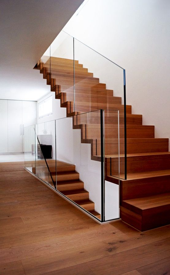 192 Best Treppe Images On Pinterest | Stairs, Interior Stairs And