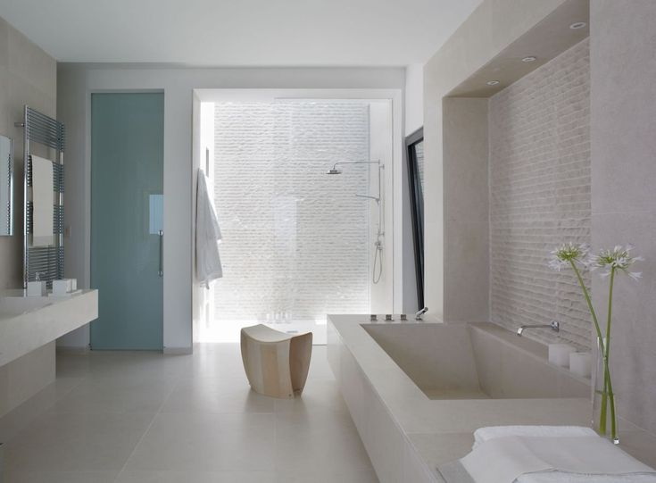 top lit shower and WC cubicle