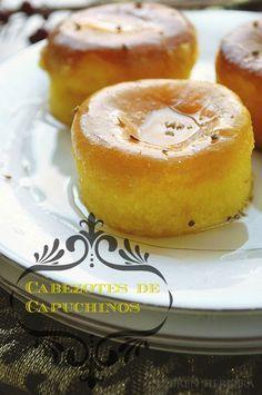 Cuban Capuchino Desserts