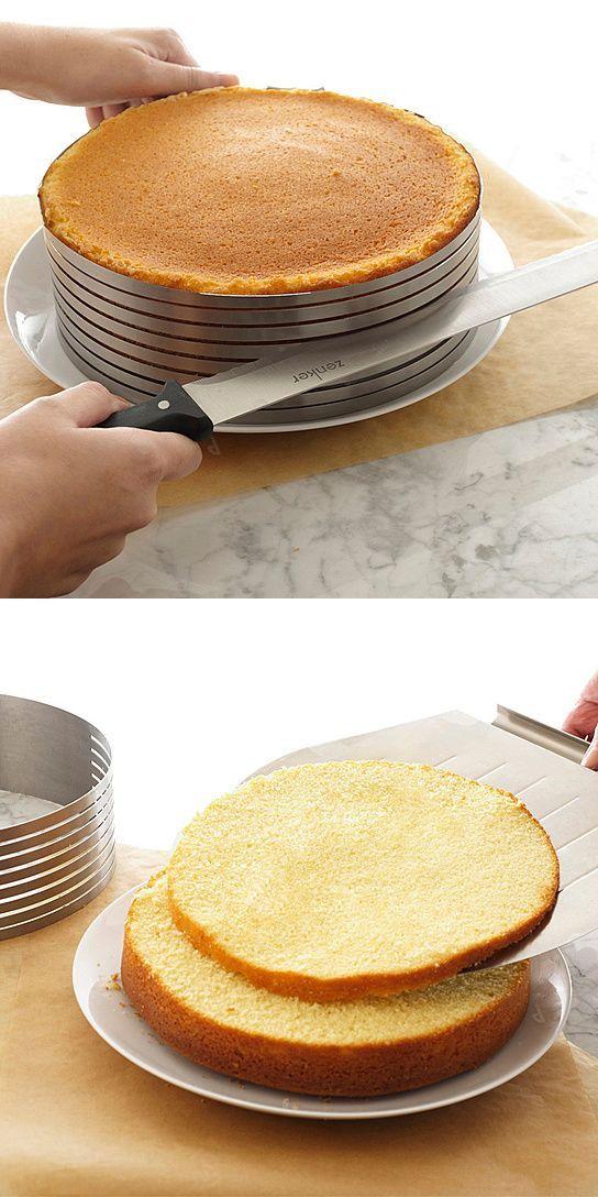 Layer cake slicing kit // @Liliana Lytvyn Cova