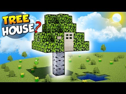 "http://minecraftstream.com/minecraft-tutorials/minecraft-how-to-build-a-cool-house-in-a-tree-live-inside-a-tree-tutorial/ - Minecraft: How to Build a Cool House in a Tree - Live Inside a Tree! Tutorial ➜Minecraft: How to Make a Tree House / Tutorial ➜Thumbs up^^ & Subscribe for more =) ►http://goo.gl/q4AtTD ➜Download houses from my website: http://billionblocks.com ➜Download My Texture pack: http://billionblocks.com Called ""FlowsHD&#8221"
